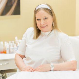Полянская Елена, косметолог