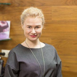 Tatyana Gavrilova, VIP Stylist