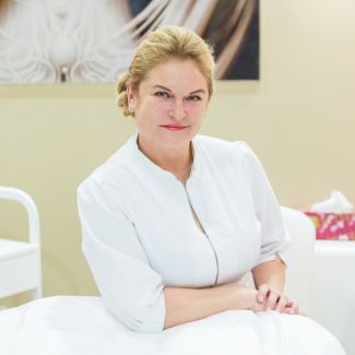 Yelena Bulavina, Swiss Perfection Coach Cosmetologist