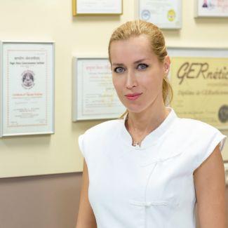Yana Kharadzha, Body Cosmetologist